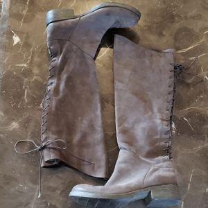 Sundance suede boots